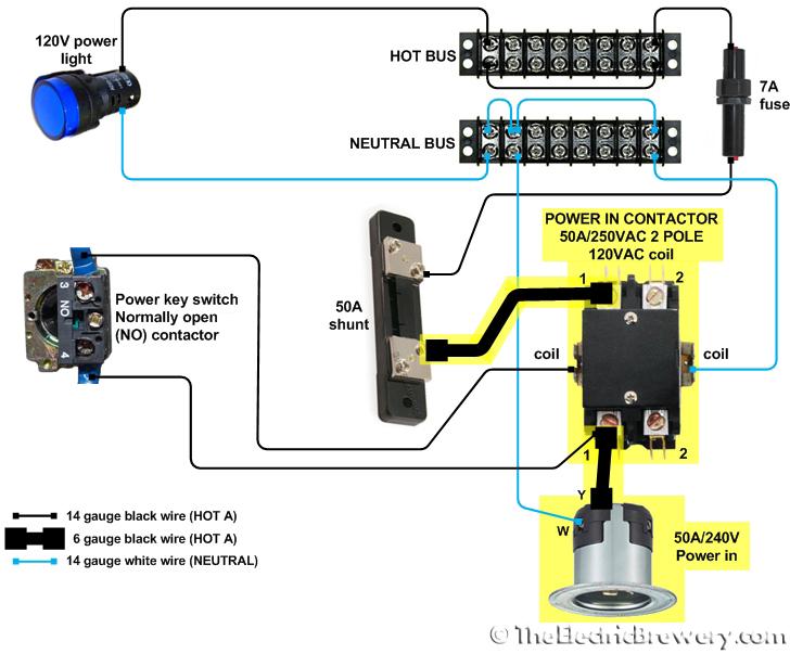 Pole definite purpose contactor wiring diagram selector