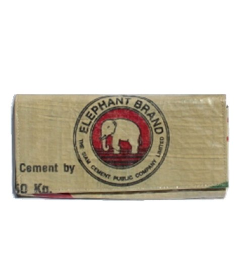 Elephant Brand Ladies Deluxe Recycled Long Wallet 1