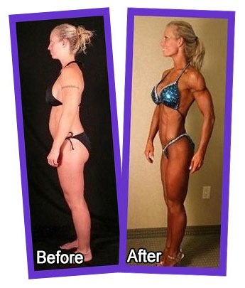 before after body transformation
