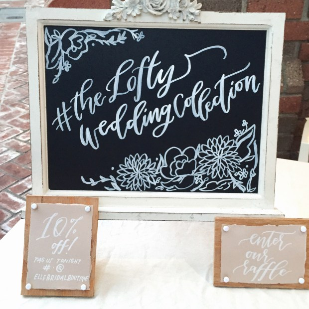 The Lofty Wedding Collection | ELL.