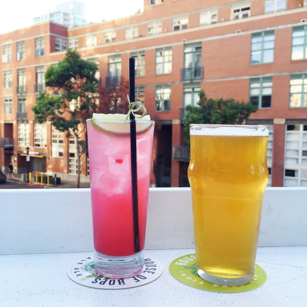 5 San Diego Happy Hours to Try in April - Half Door | The ELL Blog