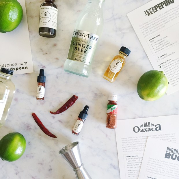 Mixing up Tequila Cocktails with Shaker & Spoon | The ELL Blog