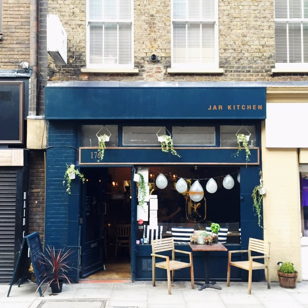 Favorite Eats and Drinks around London