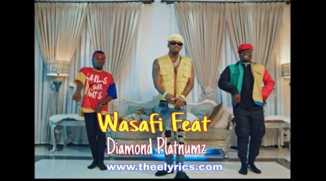 Wasafi Feat - Diamond Platnumz New song 2020