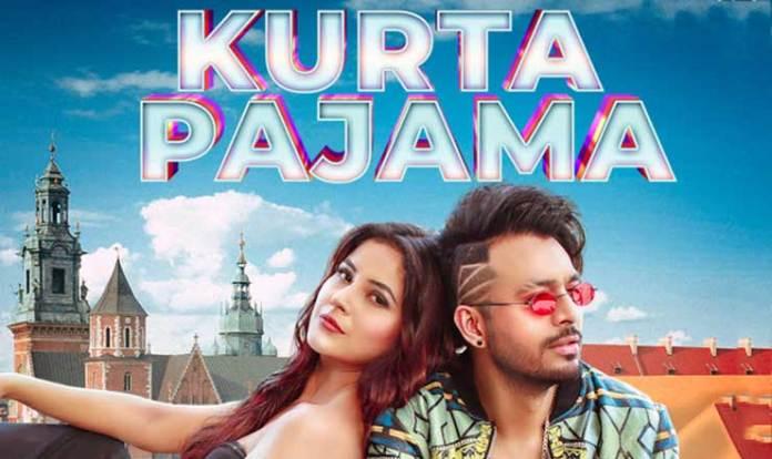 Kurta Pajama Lyrics in Hindi