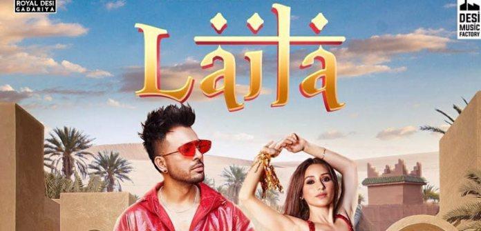 Laila Hindi Lyrics