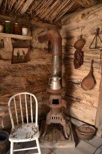 Porter Rockwell's Cabin
