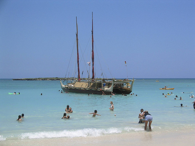 Hokulea photo from beautiful cataya