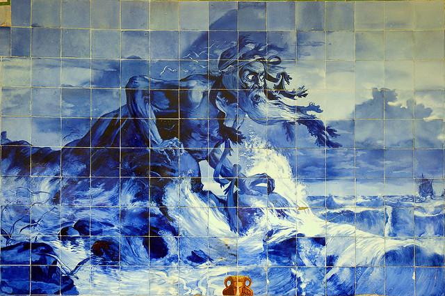 Poseidon Awoken photo courtesy of Canales via Flickr