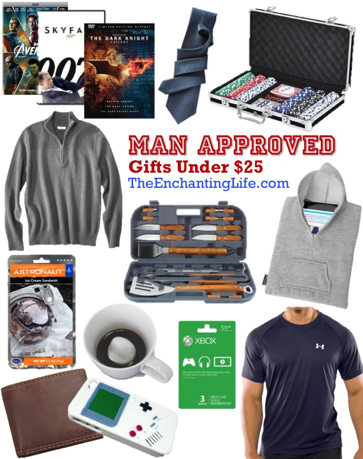 Mens Valentine Gifts Under 25 The Enchanting Life