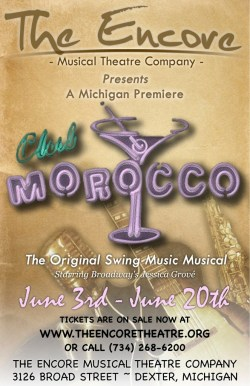 clubmoroccoposter