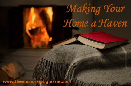 Tips for making your home a haven