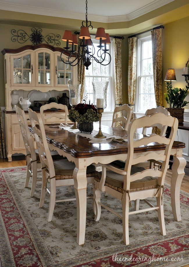 FARMHOUSE FRIDAY DINING ROOMS Sweet Southern Blue