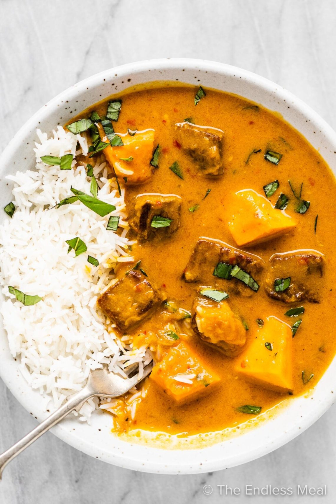 Thai Beef Curry (easy recipe!)   The Endless Meal®