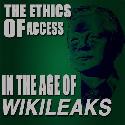 wikileaks ethics
