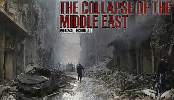 collapse of the middle east