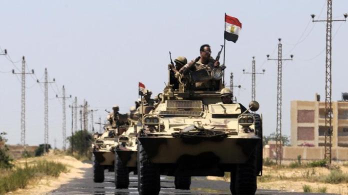 threats in Egypt