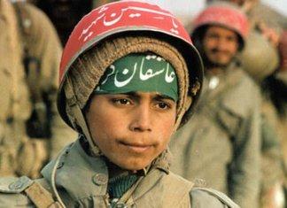 iran child soldiers