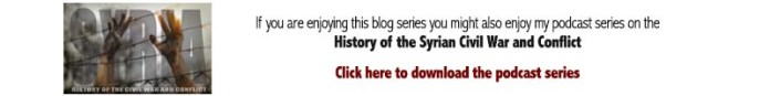 podcast series syrian civil war