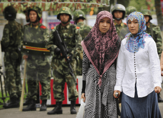 uighurs chinese crackdown uighur prison camps