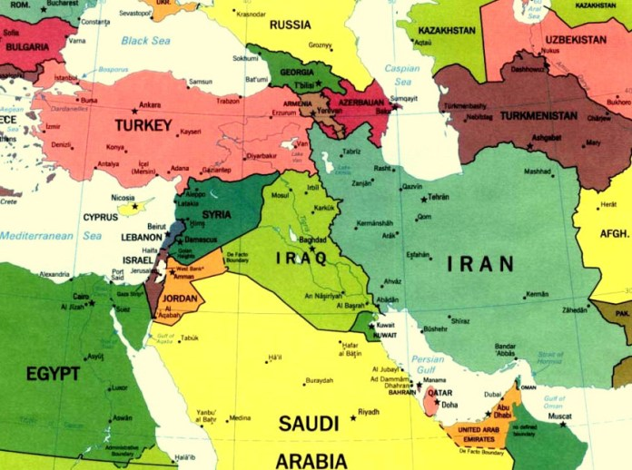 why does iran support syria