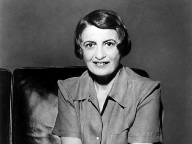 ayn rand and the love of self