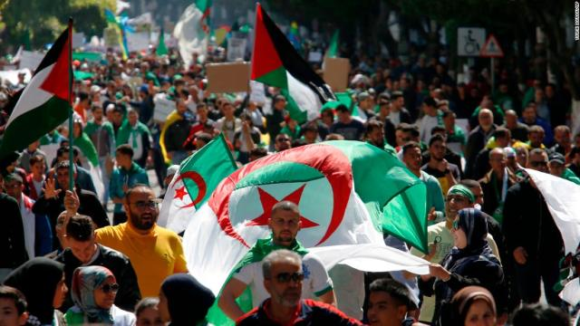 What Is Happening in Algeria