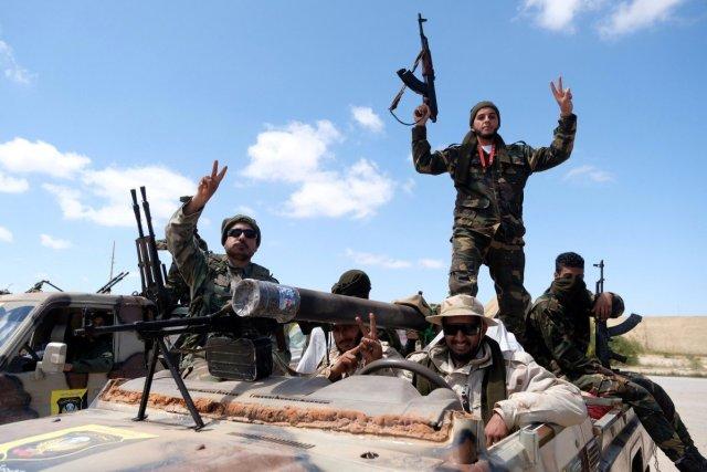 libya backgrounder