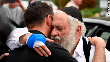 california synagogue attack who is my neighbor