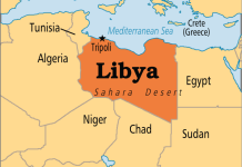 what is happening in libya