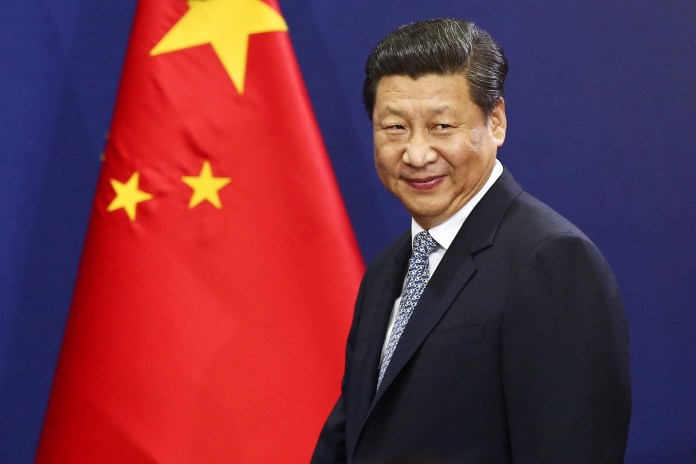 xi jinping 70 Year Communist Anniversary in China