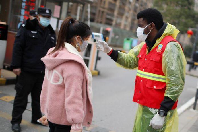 coronavirus outbreak in Africa,