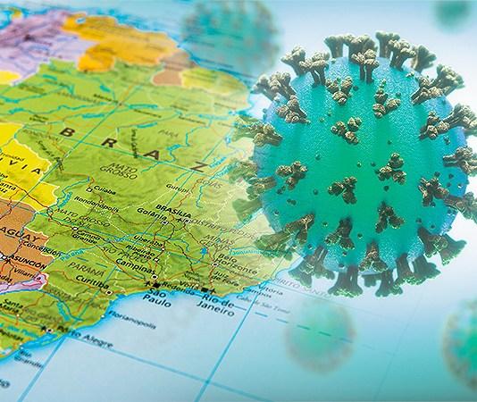 COVID-19 in Latin America