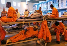 pandemic in american prisons