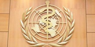 world health organization timeline