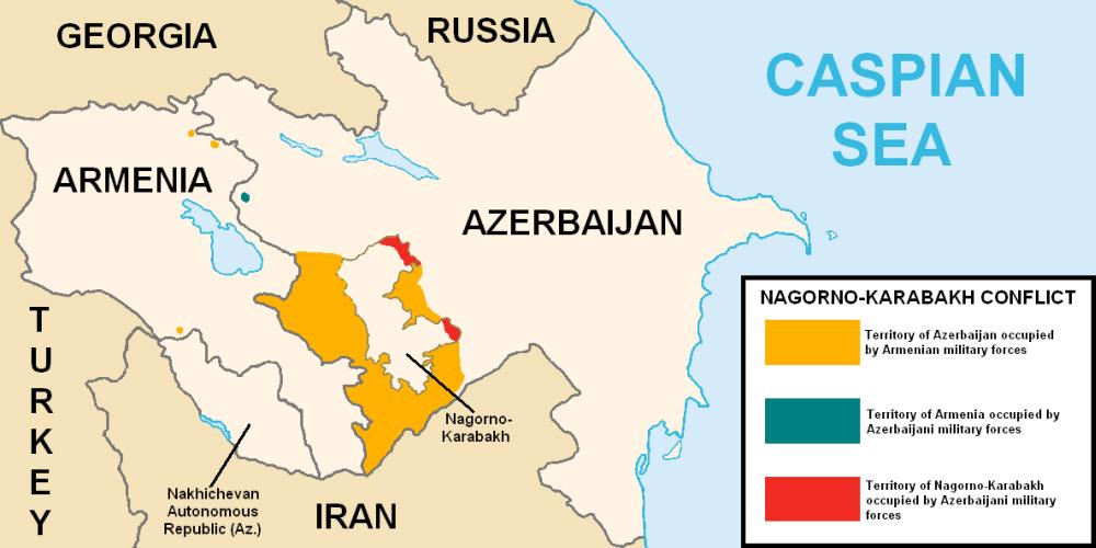 September 28, 2020, daily update Nagorno-Karabakh rise of Turkey