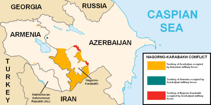 September 28, 2020, daily update Nagorno-Karabakh