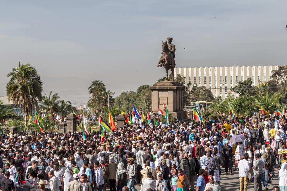 Ethiopia National Emergency