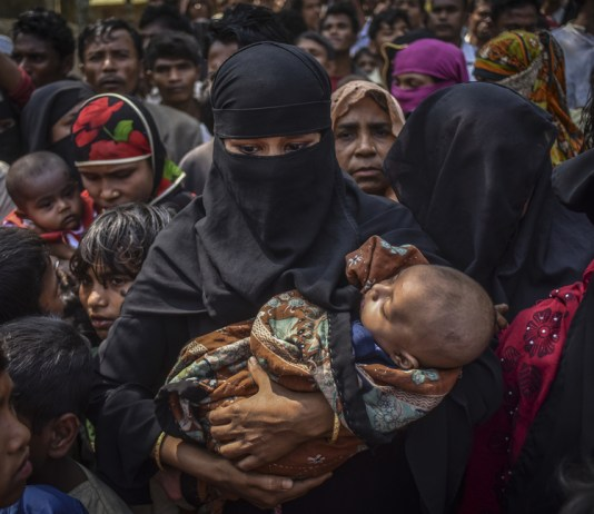 uighurs and rohingya