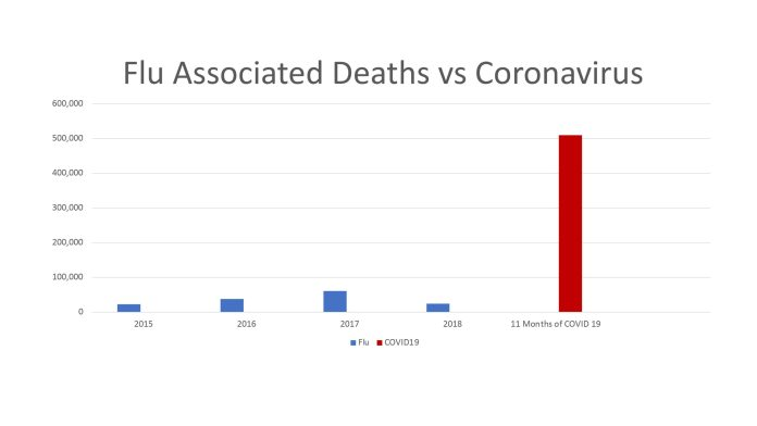 covid19 deaths facts