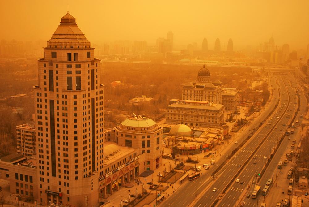 dust bowl dust storm