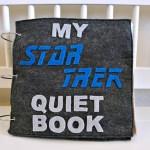 My Star Trek Quiet book