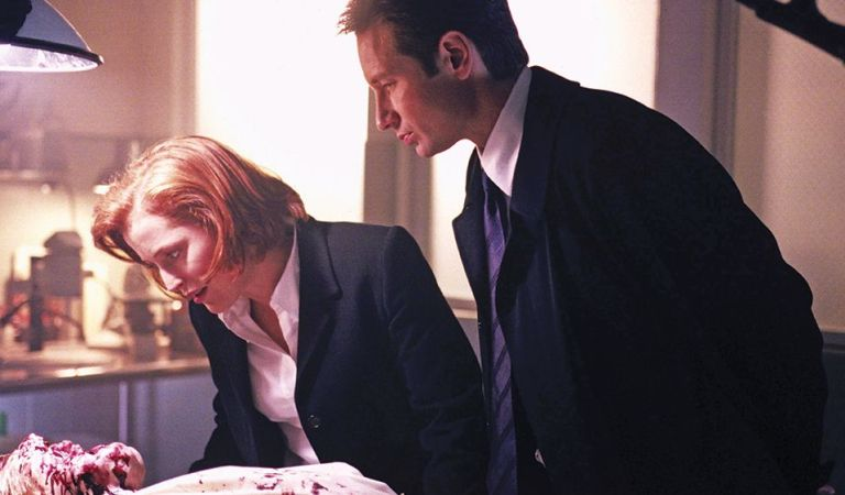 Fox is moving forward with an animated comedy version of the long-running paranormal investigation series The X-Files.