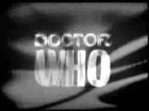 Doctor Who opening logo