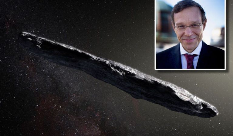 That Harvard professor who said in 2017 that an interstellar space rock that passed through our solar system was alien technology now says that more are coming. He also happens to be flogging a new book.