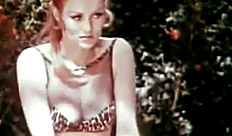 The #scifi film 'In the Year 2889' has nothing to do with Jules Verne, but everything to do with surviving a nuclear apocalypse. I review this forgotten 1969 TV #movie on SciFinds