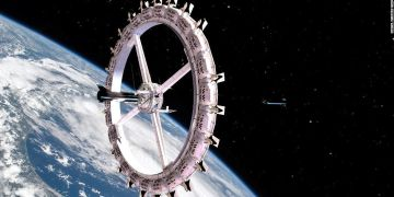 space station hotel