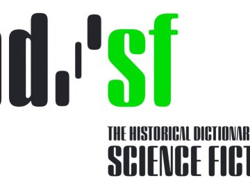 historical dictionary of science fiction logo