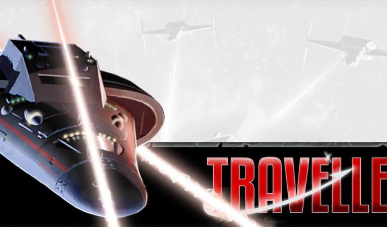 Revised RPG could be called Traveller: The Next Generation