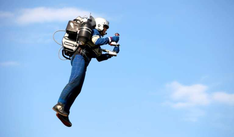 What happened to our jetpack future?